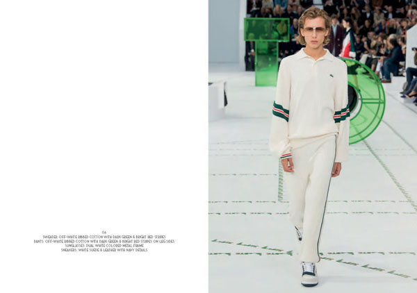 LACOSTE SS18 RUNWAY COLLECTION LOOK BOOK_Page_07