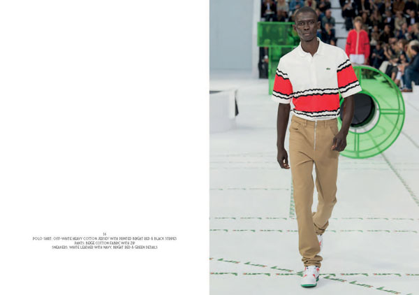 LACOSTE SS18 RUNWAY COLLECTION LOOK BOOK_Page_17