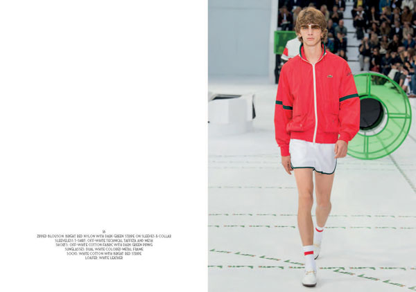 LACOSTE SS18 RUNWAY COLLECTION LOOK BOOK_Page_19