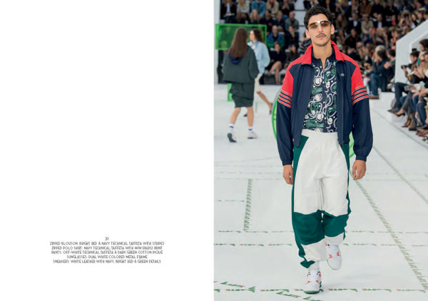 LACOSTE SS18 RUNWAY COLLECTION LOOK BOOK_Page_21