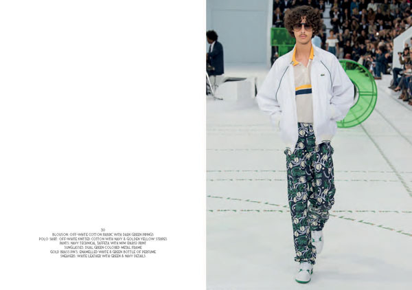LACOSTE SS18 RUNWAY COLLECTION LOOK BOOK_Page_31