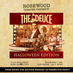 HALLOWEEN ROUNDUP FOR ROSEWOOD THEATER