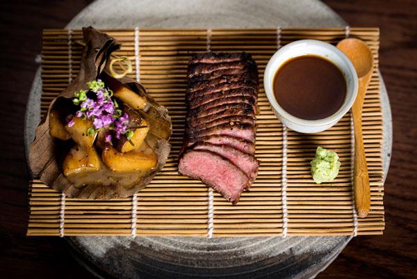 ETARU Robata Beef