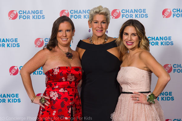 Event Co-Chairs Bronwen Smith, Louise Phillips Forbes, Natalie Auerbach