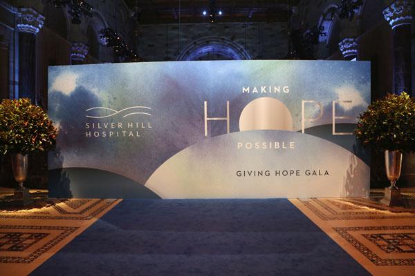 Silver Hill Hospital 2017 Giving Hope Gala