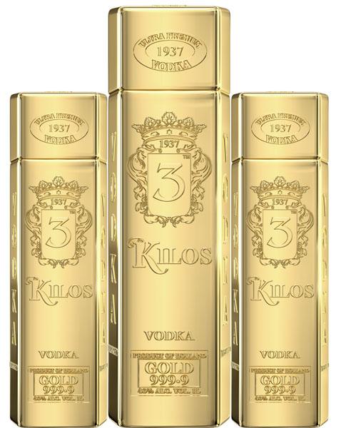 3 Kilos Vodka