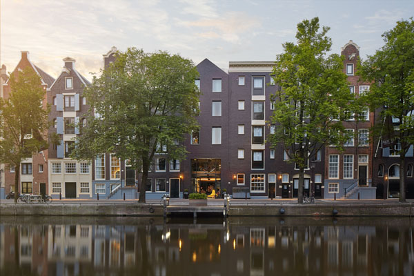 Exterior - Prinsengracht