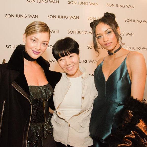 Miss Universe Demi-Leigh Nel-Peters, Son Jung Wan, Miss USA Kara McCullough