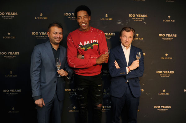 Kamal Hotchandani, Scottie Pippen, & Ludovic du Plessis2