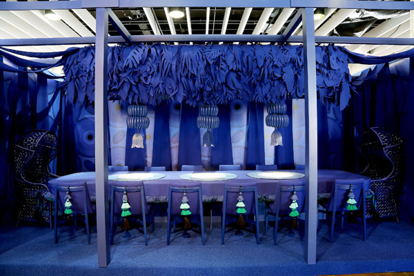 2016 DIFFA'S DINING BY DESIGN - Tables
