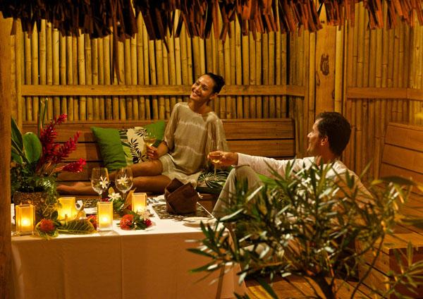BBPBR - Dining garden villa (1)