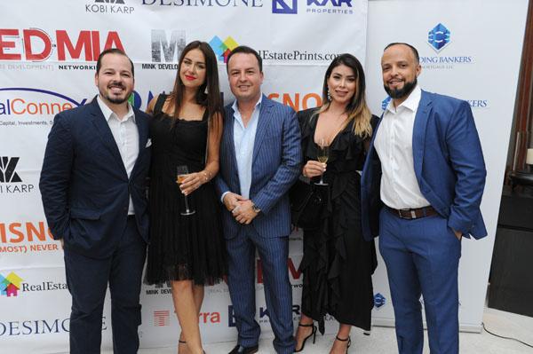 Jean Carlos Briceno, Eliana Lancellotti, David Otero, Paula Canas, & Alex Gandarilla2