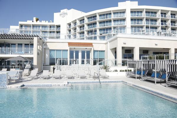 Vacation Like A Rockstar Hard Rock Hotel Daytona Beach